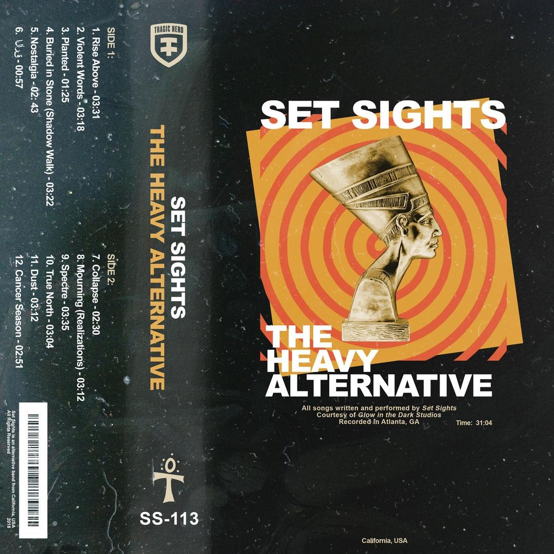 Set Sights - The Heavy Alternative (2018)