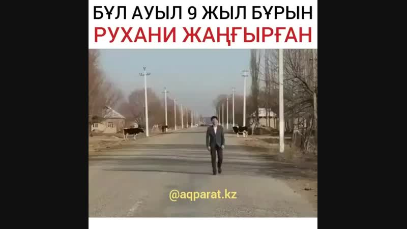 Жағымды жаңалық mp4