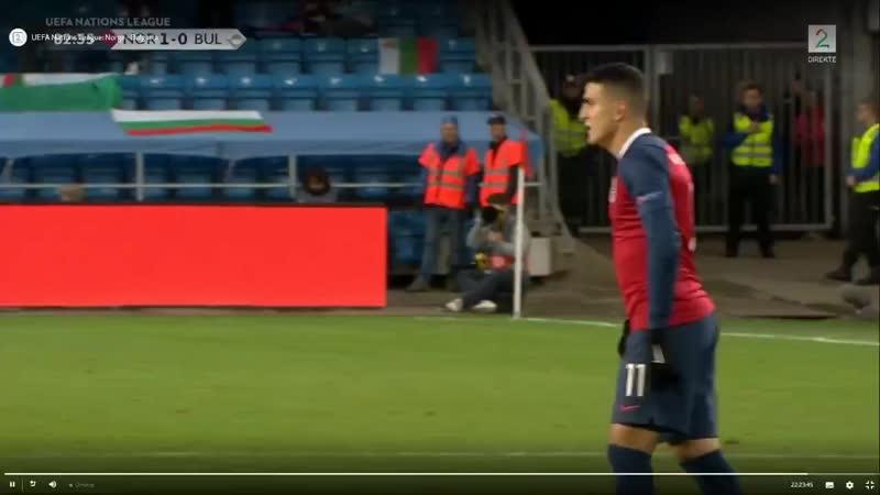 🏆 Непостижимый промах игрока сборной Норвегии по пустым воротам – от ужаса волосы седеют