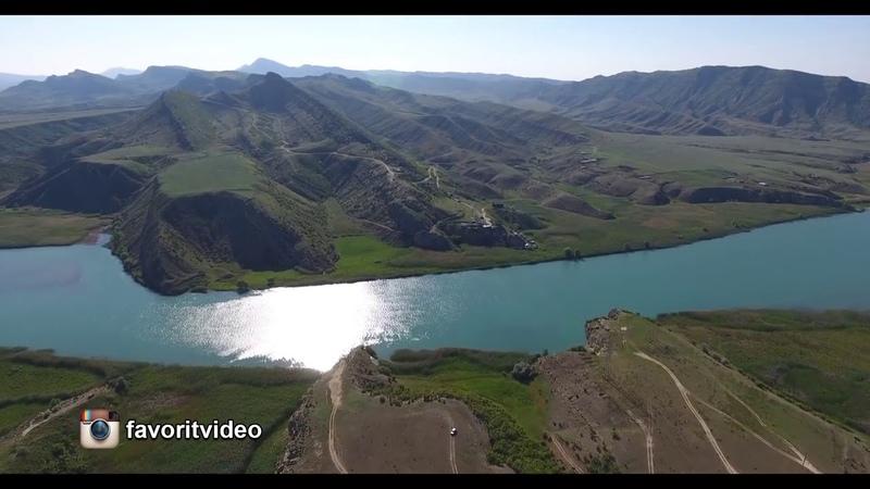 Дагестан. Река Сулак (г.Кизилюрт, 5 июня 2017 года)