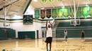 Lebron James Working Out With Highschool Teammates in Cleveland Shootin' the Sh*t