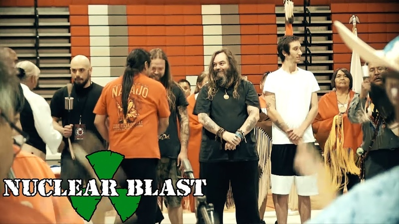 SOULFLY - Ritual: Working With The Navajo (OFFICIAL INTERVIEW)