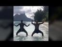 Pogba no parece muy preocupado con los reclamos de Mou baila una Haka en una playa paradisíaca Mar