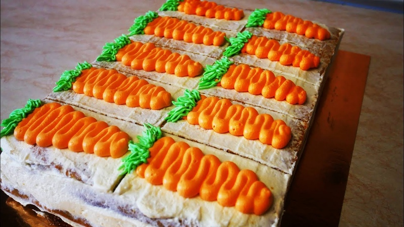 Морковное ЧУДО Любят ВЗРОСЛЫЕ и ДЕТИ