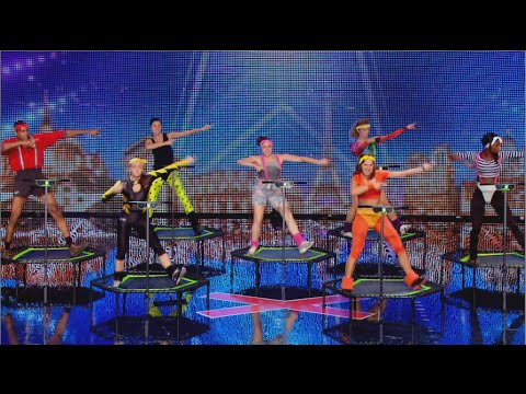 Jumping potes - France's Got Talent 2014 audition - Week 2