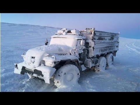 Север ошибок не прощает на что способна русская техника great roads North of Russia