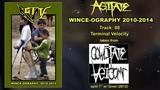 Agitate - Wince-ography 2010-2014 FULL ALBUM (2014 - Grindcore)