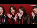 [EVENT] 171221 TAHITI @ 2017 Korea Brand Awards • Model Awards