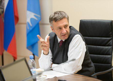 Префект СВАО Валерий Виноградов поговорил с ветеранами округа о будущем северо-востока столицы