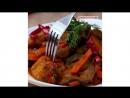 Аджапсандал с мясом | Больше рецептов в группе Кулинарные Рецепты