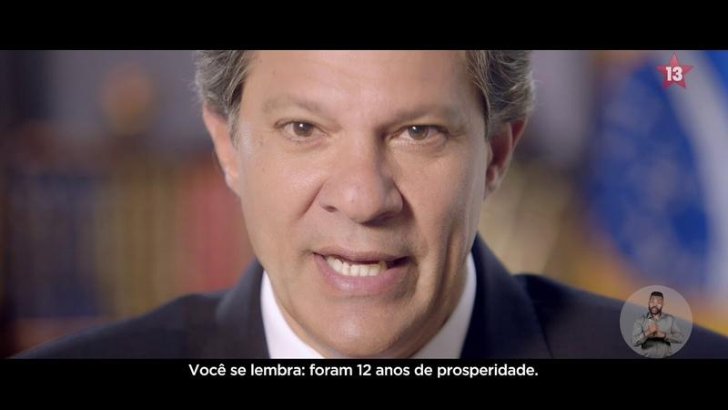 Programa Haddad Presidente 13 Propostas