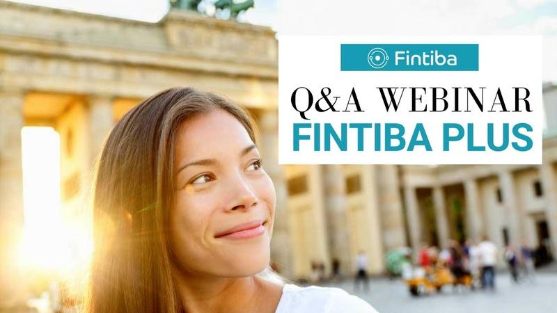 Fintiba Plus (Blocked Account Health Insurance) - QA Webinar with our COO