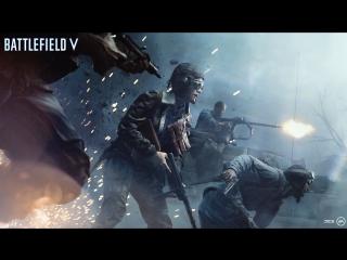 Тизер трейлера Battlefield V | Gamescom
