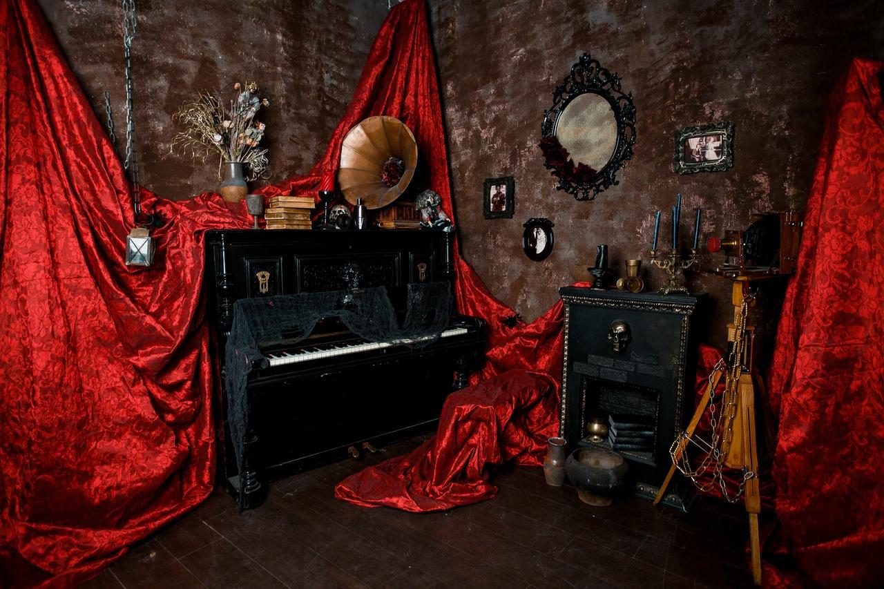 самых красно черные локации в фотостудиях важное студии