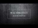 Bluezone Corporation Metal Sound Effects - Cinematic Sound Library - Industrial and Factory