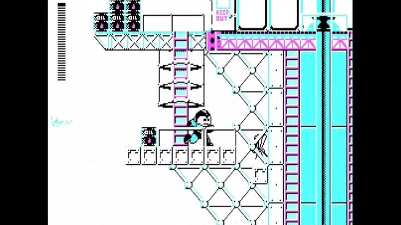 AVGN 139 MEGA MAN Games DOS PS1 PS2 Русская озвучка RVV