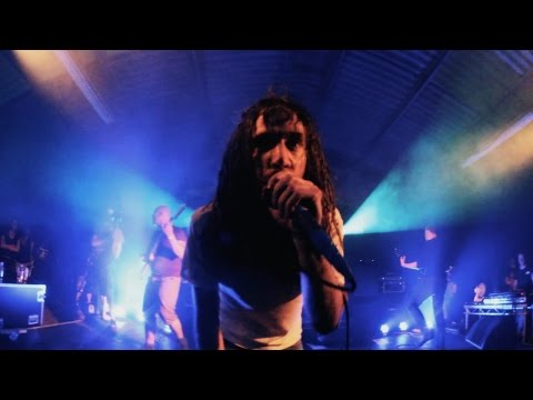 SIKTH - Flogging The Horses at Tech Fest 2014 | MetalWaspMedia