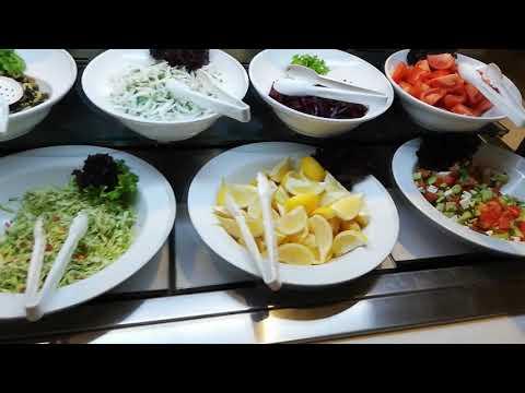 Чем кормят в отеле Trendy Verbena. Все включено в турецком отеле. Турция, Сиде