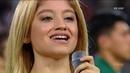 Karol Sevilla Canta el Himno Nacional de México