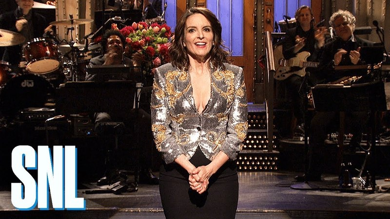 Tina Fey Audience Questions Monologue SNL