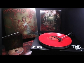 Cannibal Corpse- Red Before Black-2017- LP Stream