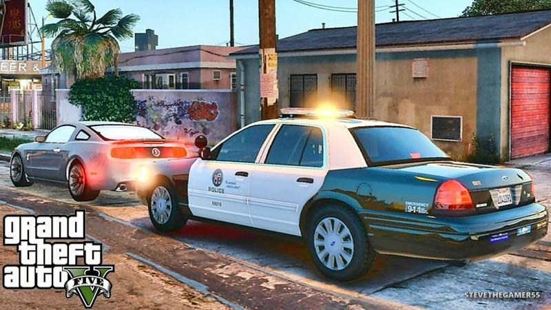 GTA 5 MODS LSPDFR 949 - GANG UNIT PATROL (GTA 5 REAL LIFE PC MOD)