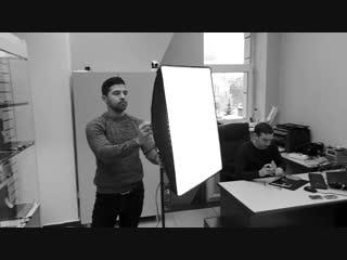 RiL Media Studio в работе. Backstage со съемок рекламного ролика.