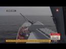 Фрегат «Адмирал Эссен» отразил атаку с воздуха