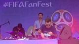 Paul Oakenfold(#FIFAFANFEST, Воробьевы Горы,14.07.18)