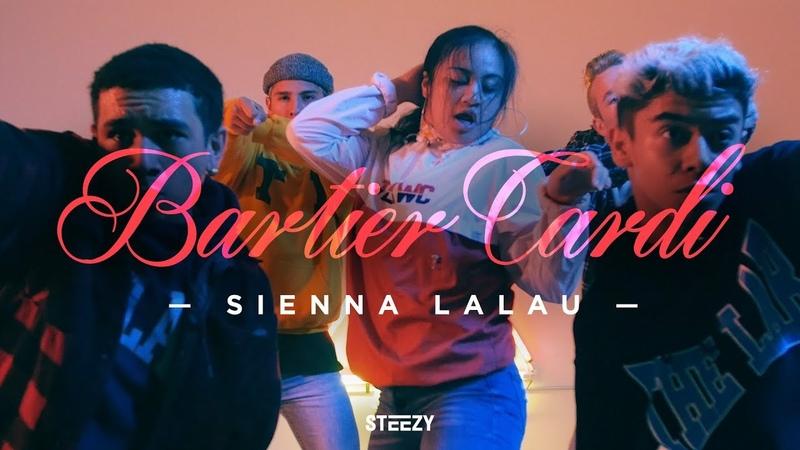Bartier Cardi Cardi B Dance Sienna Lalau Online Choreography Class