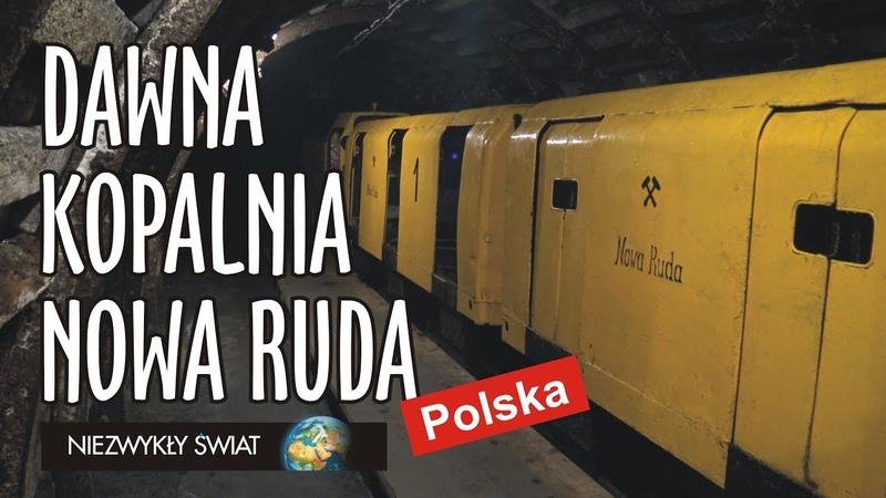 Niezwykly Swiat 4K - Polska - Dawna kopalnia Nowa Ruda