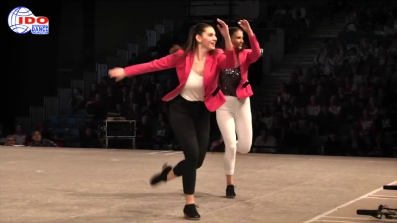 Tap Dance World Championships - Olivia Rebecca Grobéty - Duo