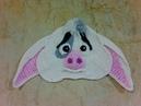 Прихватка Поросенок Пуа ч 1 Pothook is a pig of Pua р 1 Amigurumi Crochet