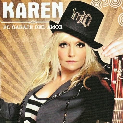 Karen альбом El Garaje Del Amor