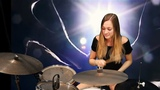 Queens Of The Stone Age - No One Knows drum-cover by Mia morris Nashville Musician