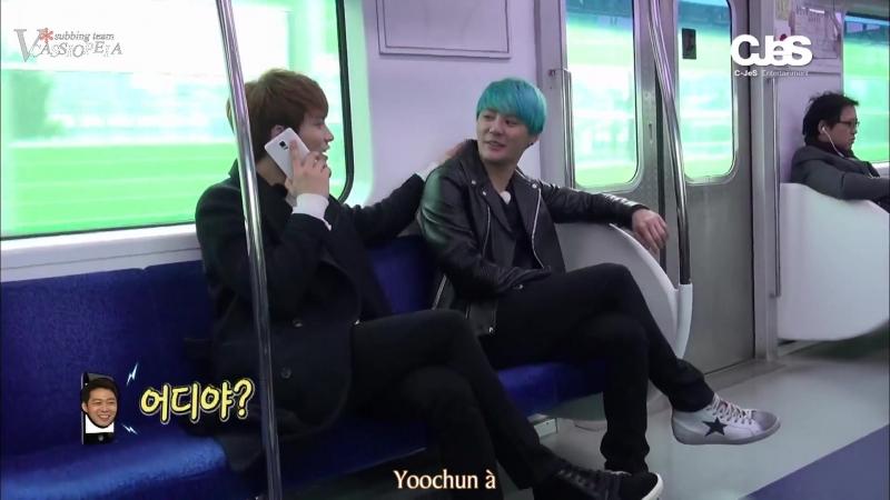 [VCasss Vietsub] JYJ - Fruitful Trip