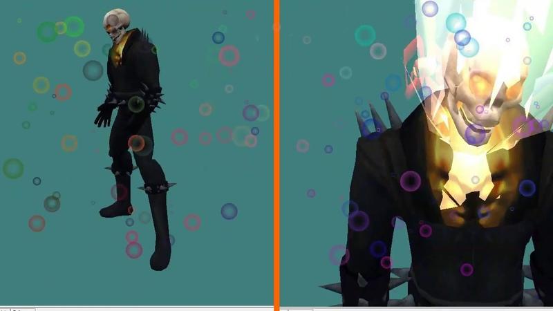1 Team Skull Cs 1 6 Models Nemesis Skull Edit By Mr LuXo