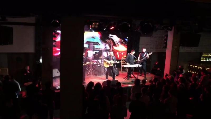 ДАН - Набат (Music hall Via and Rock Fest 2018)