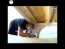 Переделка грузового фургона в мини дом