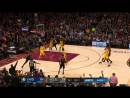 1st Quarter, One Box Video- Cleveland Cavaliers vs. Indiana Pacers