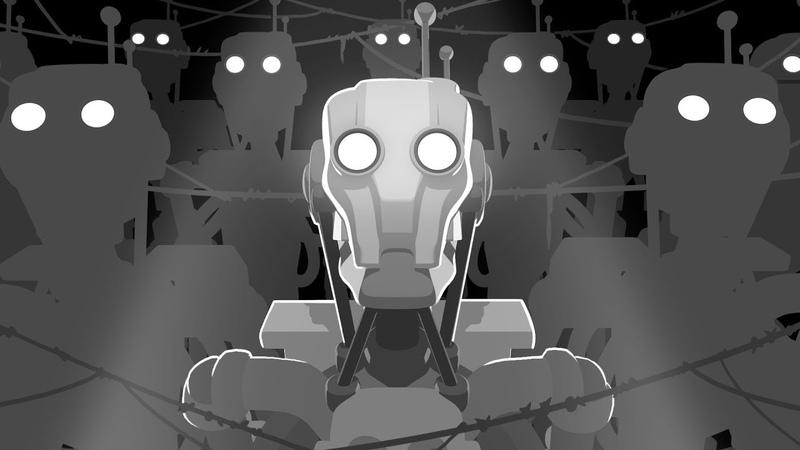 Children's Toys | Dystopian Animated Short Film (2018)