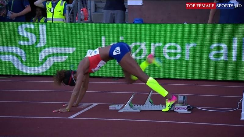 2018-06-07 - 400m Hurdles - IAAF Diamond League - Oslo