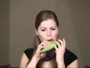 Saria's Song Lost Woods from Legend of Zelda Ocarina of Time Played on STL Ocarina