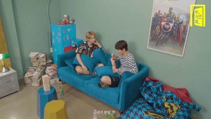 Stray Kids » Two Kids Room Ep.04 | Felix X I.N