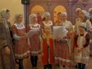 Православная выставка. Концерт детей.