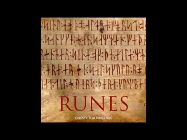 Runes 09 Rune Fa, Dorn and Os Gnostic Audio Lecture