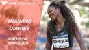 Training Diaries Caterine Ibargüen IAAF Diamond League