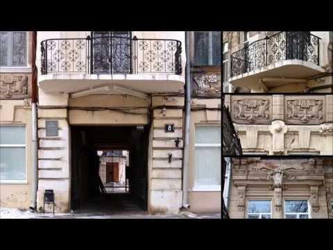 Архитектура Одессы. Маразлиевская, 8