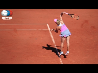 Anastasia Pavlyuchenkova vs Dominika Cibulkova | Strasbourg Final