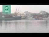 Видео прибывших в Одессу кораблей НАТО появилось в  Сети
